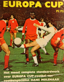 Hans Molenaar - Europa Cup 71/72