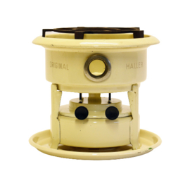 Petroleumstel - Original Haller - 2 pits - Creme