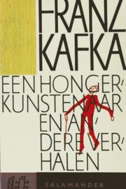 Sal140/2 - Franz Kafka - Een hongerkunstenaar en andere verhalen