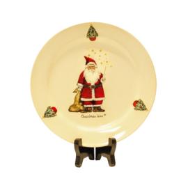 Ontbijtbord - Ø 19.5 cm - Jet ter Steege - Christmas Time