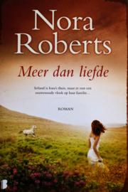 Nora Roberts - Meer dan liefde