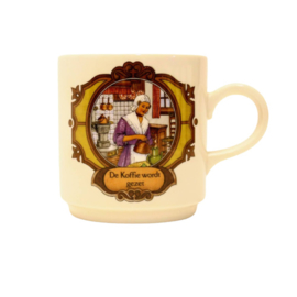 Villeroy & Boch - D.E. Mok - De Koffie wordt gezet