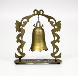 Koperen Tafelbel / gong