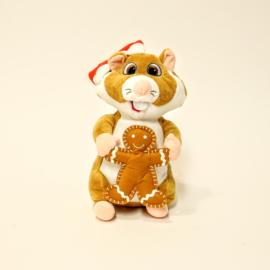 AH Hamster - Kerst Gingerbread / Peperkoek