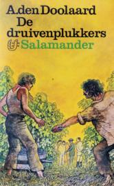 Sal407/1 - A. den Doolaard - De druivenplukkers