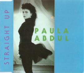 Paula Abdul ‎– Straight Up