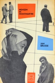 ZB0033/3 - Jan Brusse - Mensen in Montmartre