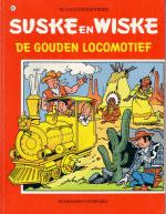 162 De gouden locomotief