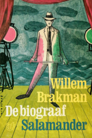 Sal561/1 - Willem Brakman - De biograaf