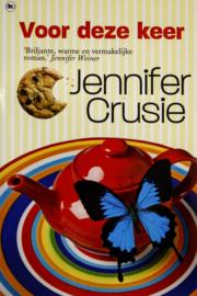 Jennifer Crusie - Voor deze keer