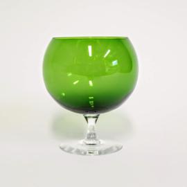 Groene Ballon Vaas - Glas