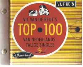 Various – Vic van de Reijt's Top 100 Van Nederlandstalige Singles