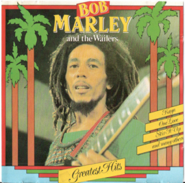 Bob Marley & The Wailers ‎– Greatest Hits