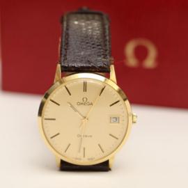 Omega Genéve - 14K geelgoud - Heren horloge - Jaren '60