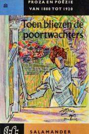 Sal028/2 - Hans van Straten - Toen bliezen de poortwachters