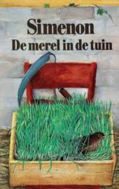 ZB0278/4 - Georges Simenon - De merel in de tuin