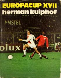 Herman Kuiphof - Europacup XVII 1971-1972
