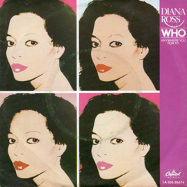 Diana Ross ‎– Who