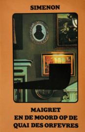 ZB0346/7 - Georges Simenon - Maigret en de moord op de Quai des Orfèvres