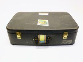 Vintage Koffer Donkerblauw