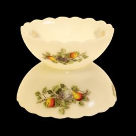 Schalenset 2 stuks - Arcopal - Fruits de France - Geschulpte