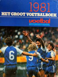 Voetbal International - Het Groot Voetbalboek 1981