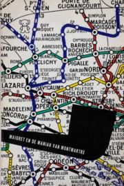 ZB0118/6 - Georges Simenon - Maigret en de maniak van Montmartre