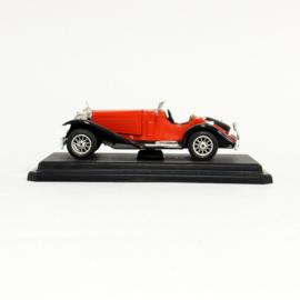 Bburago - Mercedes-Benz SSK 1928 - schaal 1:24