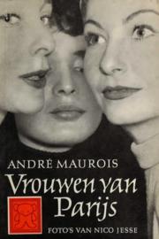 ZB0051/52/3 - André Maurois - Vrouwen van Parijs