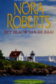 Nora Roberts - Het blauw van de baai