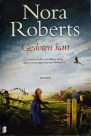 Nora Roberts - Gesloten hart