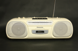 Panasonic RX-FS430 - AM/FM cassette boombox