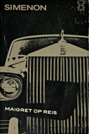 ZB0143/6 - Georges Simenon - Maigret op reis