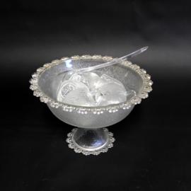 Glazen Bowlset