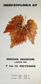 Poster Herfstflora '67