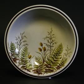 Diep Bord / Soepbord - Ø 19.5 cm - Winterling Röslau Bavaria - Wilde planten