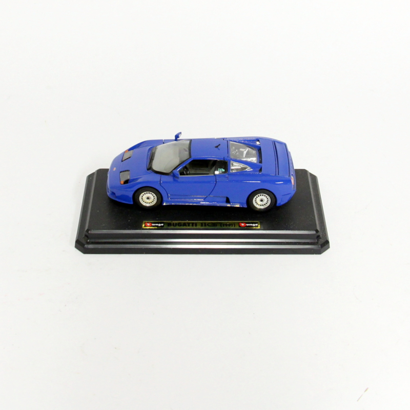 Bburago - Bugatti EB 110 1991 - Schaal 1:24
