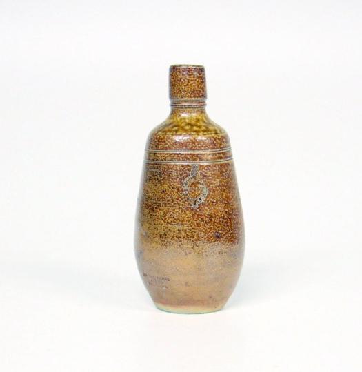 Campos Filhos Aveiro Portugal Pottery kruik - Vintage Portugees keramiek
