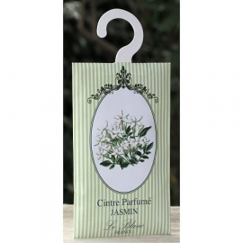 Le Blanc - Geurenvelop met kledinghaak (jasmijn)
