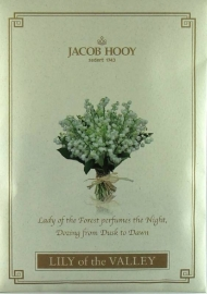 Jacob Hooy - Lily of the Valley Geurzakje