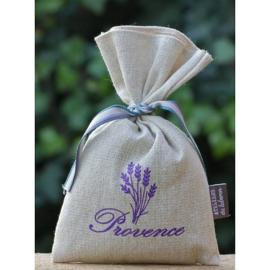 Lavendelzak Provence lila (groot model)