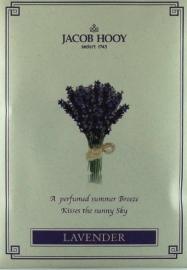 Jacob Hooy - Lavender Geurzakje