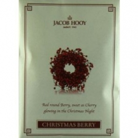 Jacob Hooy - Christmas Berry Geurzakje