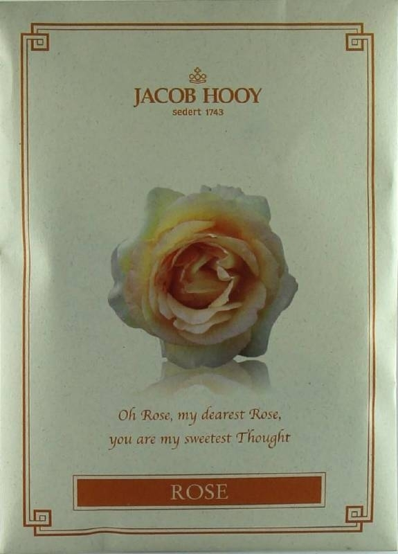 Jacob Hooy - Rose Geurzakje