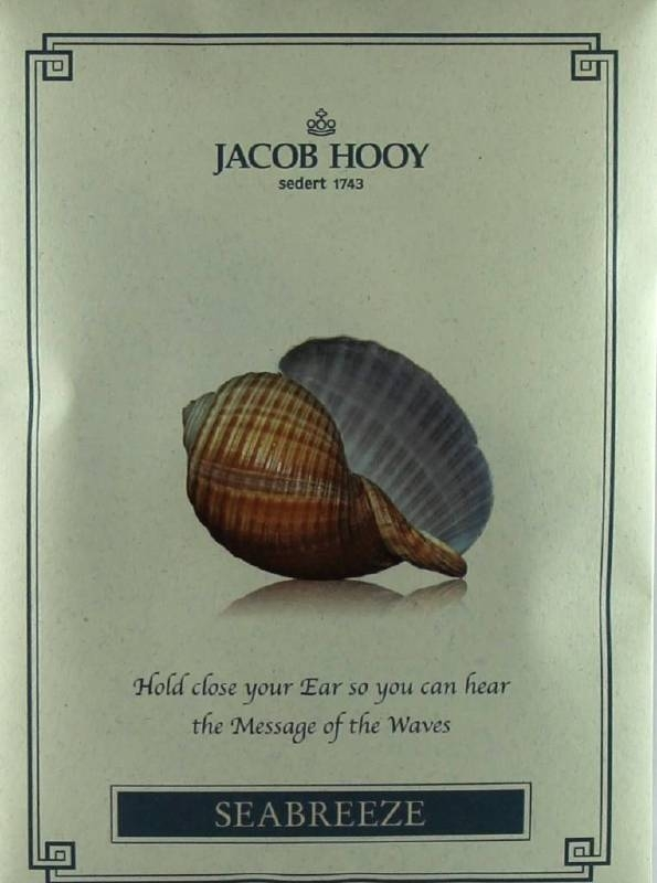 Jacob Hooy - Seabreeze Geurzakje