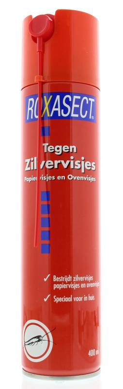 Roxasect Spray Tegen Zilvervisjes, Papiervisjes en Ovenvisjes