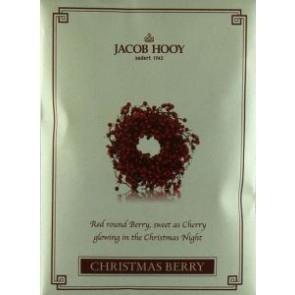 Jacob Hooy - Christmas Berry Geurzakje