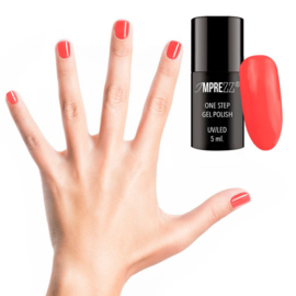 One step gelpolish - 3 in 1 gel nagellak led/uv Nr.37