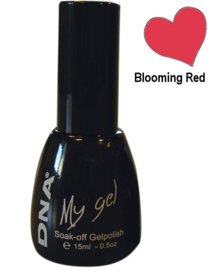 BLOOMING RED