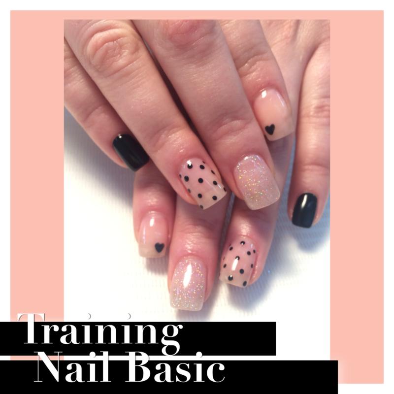 TRAINING NAIL BASIC ( log je in om je in te kunnen schrijven voor deze training)